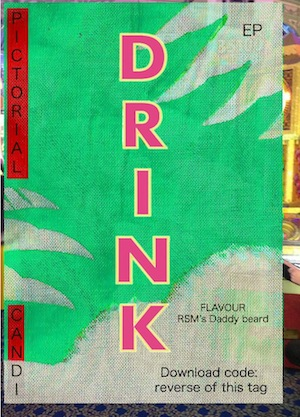 Pictorial Candi – DRINK EP
