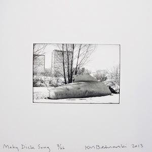 Krzysztof M Bednarski – Moby Dick Song