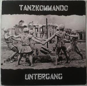 Tanzkommando Untergang / Wieże Fabryk – Tanzkommando Untergang / Kłęby Dymu SPLIT