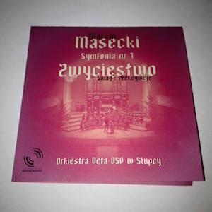 """Marcin Masecki i Orkiestra Dęta OSP w Słupcy – Symfonia nr 1 """"Zwycięstwo"""", Swag, Prekognicje"""
