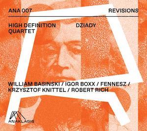 High Definition Quartet – Dziady