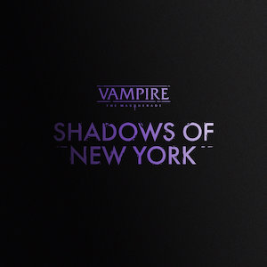 Resina – Vampire: The Masquerade – Shadows of New York Soundtrack